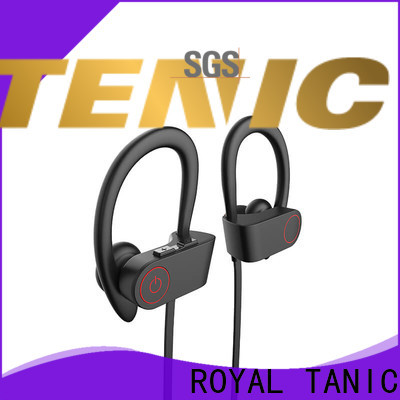 ROYAL TANIC sports earphones customized for exercise