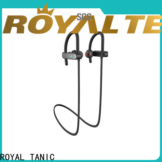 ROYAL TANIC best running earphones from China for exercise