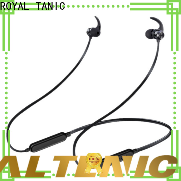 good quality sports bluetooth headphones promotion for office