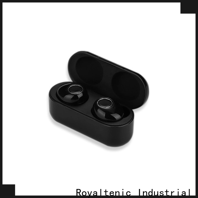 ROYAL TANIC long lasting tws earphones factory price for tv