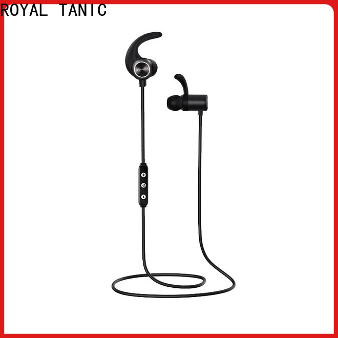 ROYAL TANIC efficient sports bluetooth headphones on sale fro daily life