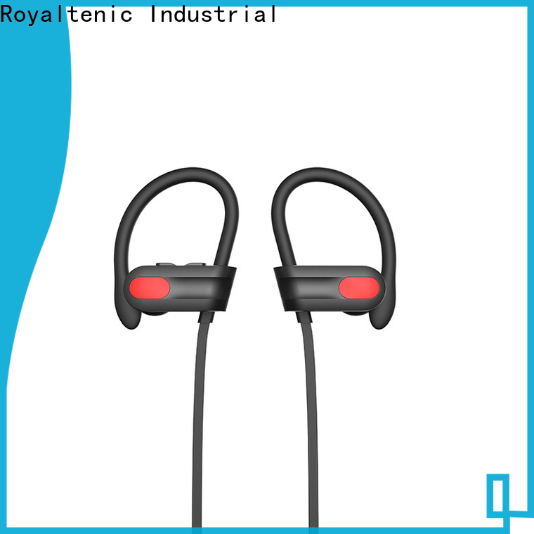 ROYAL TANIC durable sports headphones series for exercise