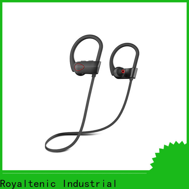 ROYAL TANIC running earphones manufacturer for hiking