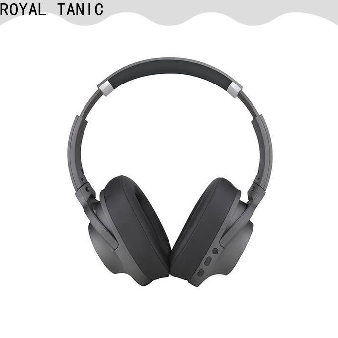 ROYAL TANIC best noise cancelling headset online for home