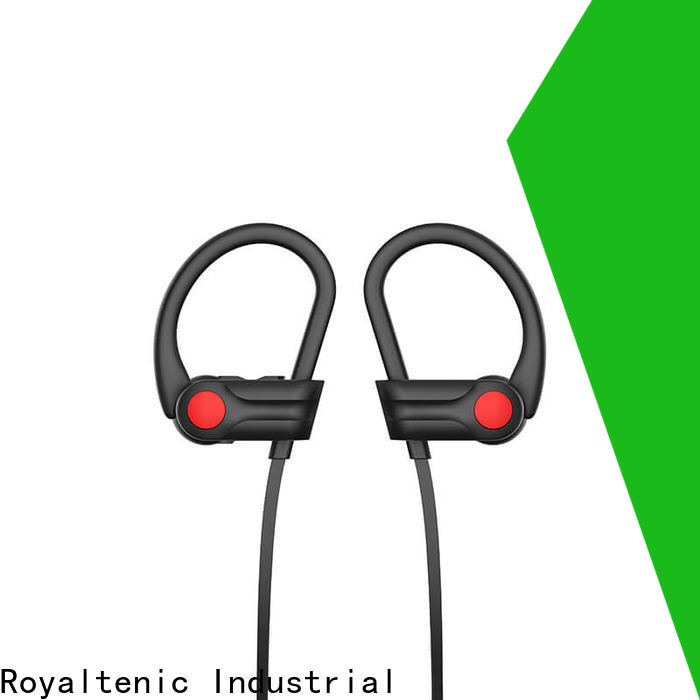 ROYAL TANIC hot selling sports headphones from China for gym