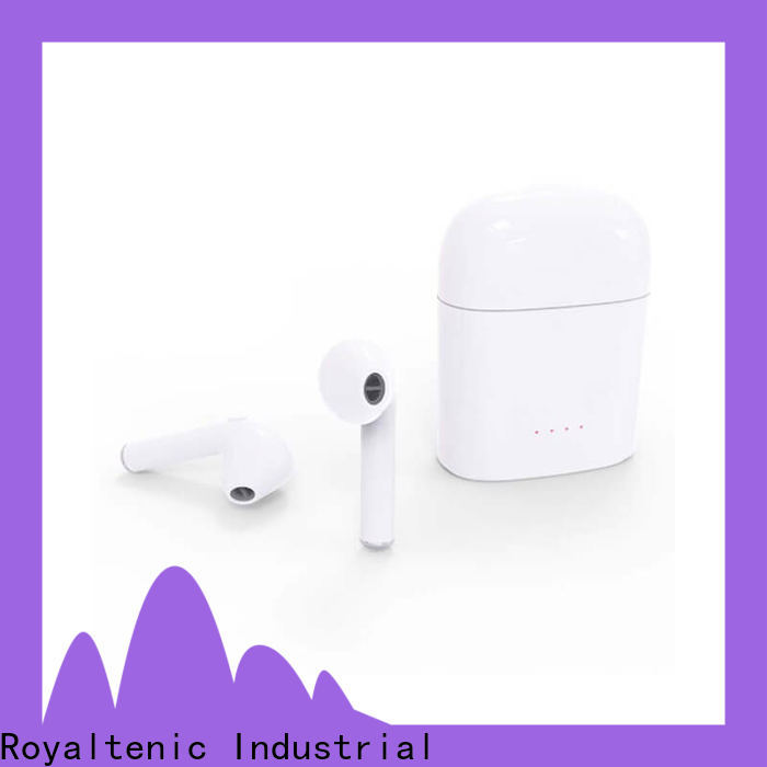 ROYAL TANIC tws headphones supplier for home