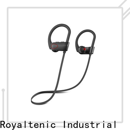 ROYAL TANIC waterproof bluetooth headphones directly sale for gym