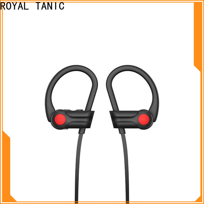 ROYAL TANIC durable best earphones for running directly sale for gym