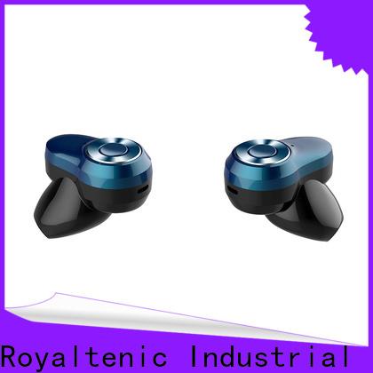 ROYAL TANIC sweatproof sports bluetooth headphones on sale for office