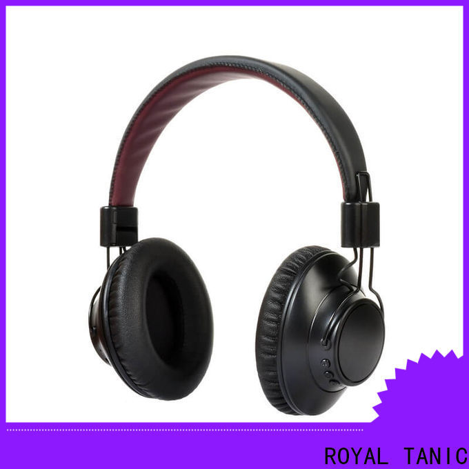 good quality anc bluetooth headphones supplier for trains