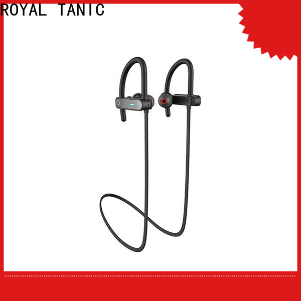 ROYAL TANIC best sports earphones series for hiking