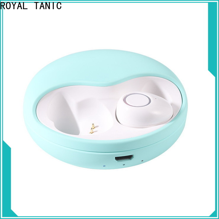 ROYAL TANIC good quality mini tws earbuds supplier for work