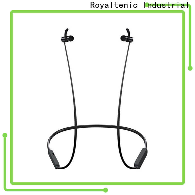 ROYAL TANIC stable magnet bluetooth headset from China for outdoor sports