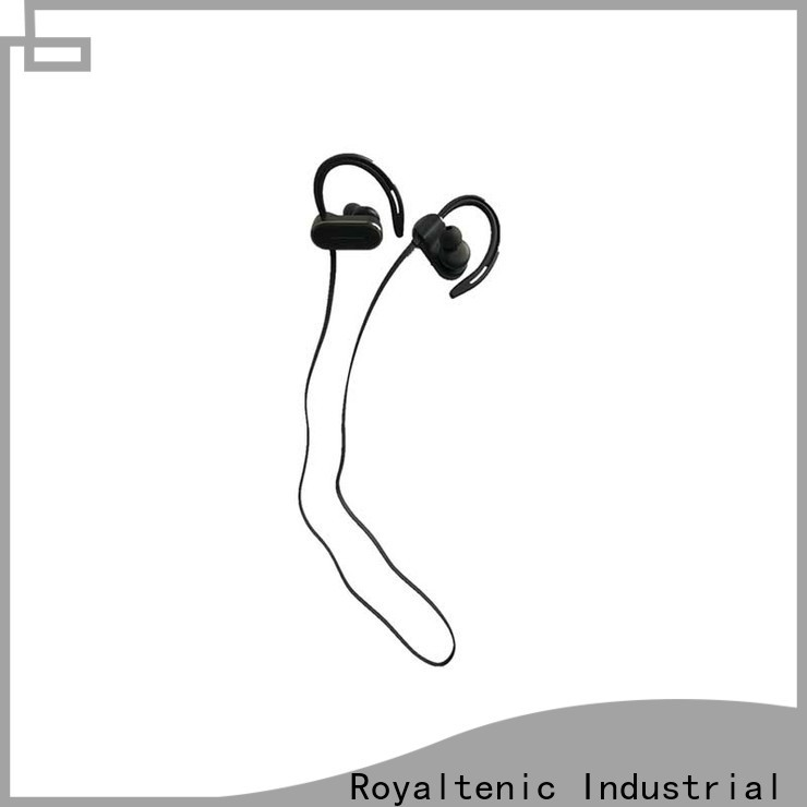 efficient sports bluetooth headphones promotion for work