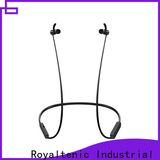 stable magnetic bluetooth earphones design for running