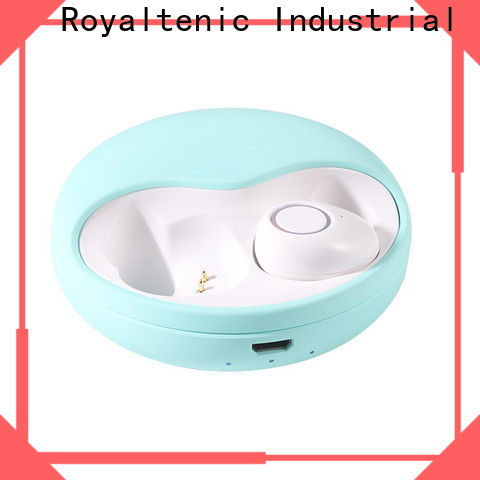 ROYAL TANIC tws wireless earbuds factory price for tv
