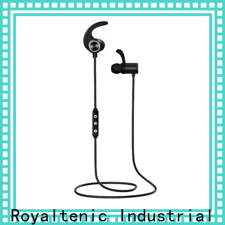 ROYAL TANIC long lasting sports bluetooth headphones supplier for work