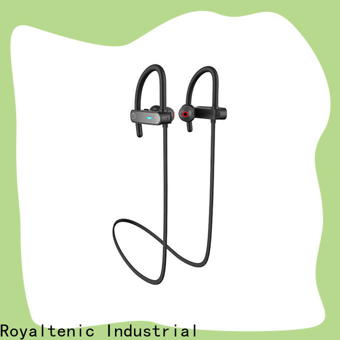 hot selling sports headphones manufacturer for hiking