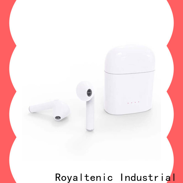 ROYAL TANIC tws bluetooth headset wholesale for home
