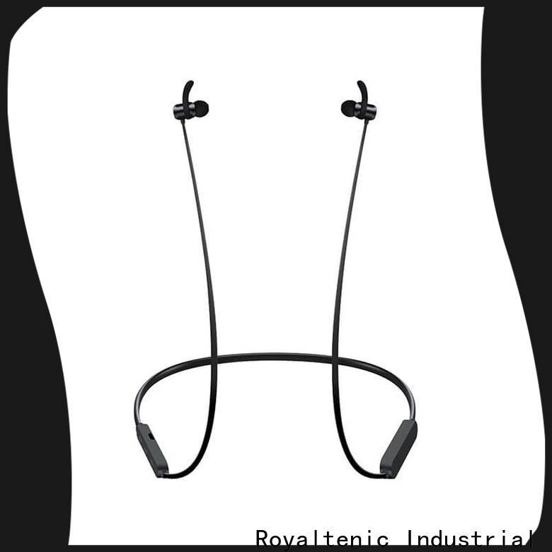 ROYAL TANIC magnet bluetooth headset from China for outdoor sports