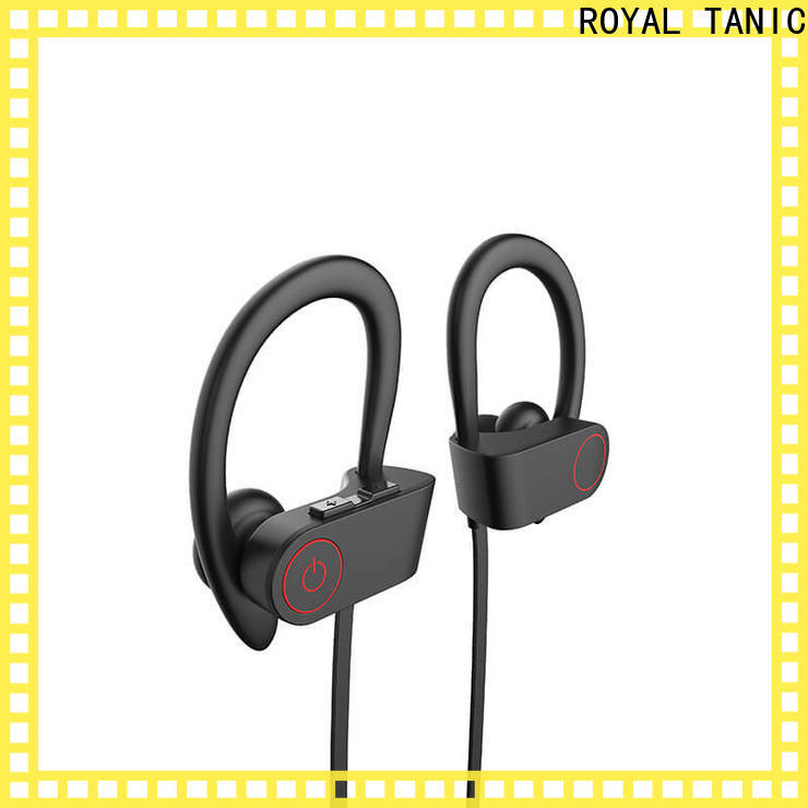 ROYAL TANIC sports bluetooth headphones directly sale for running