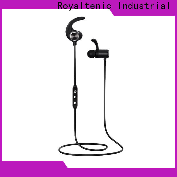 ROYAL TANIC sports bluetooth headphones supplier for office