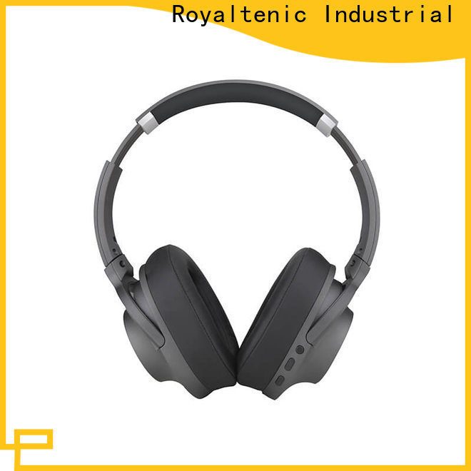 ROYAL TANIC beats noise cancelling headphones supplier for airplanes