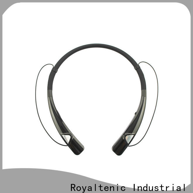 stable magnet bluetooth headset design for daily life