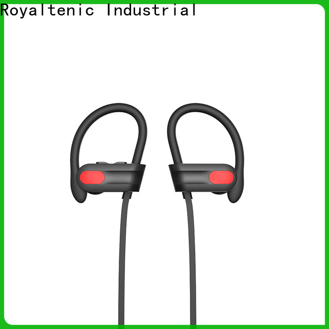 long lasting sports headphones manufacturer for exercise