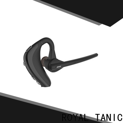 ROYAL TANIC durable sports earphones from China for exercise