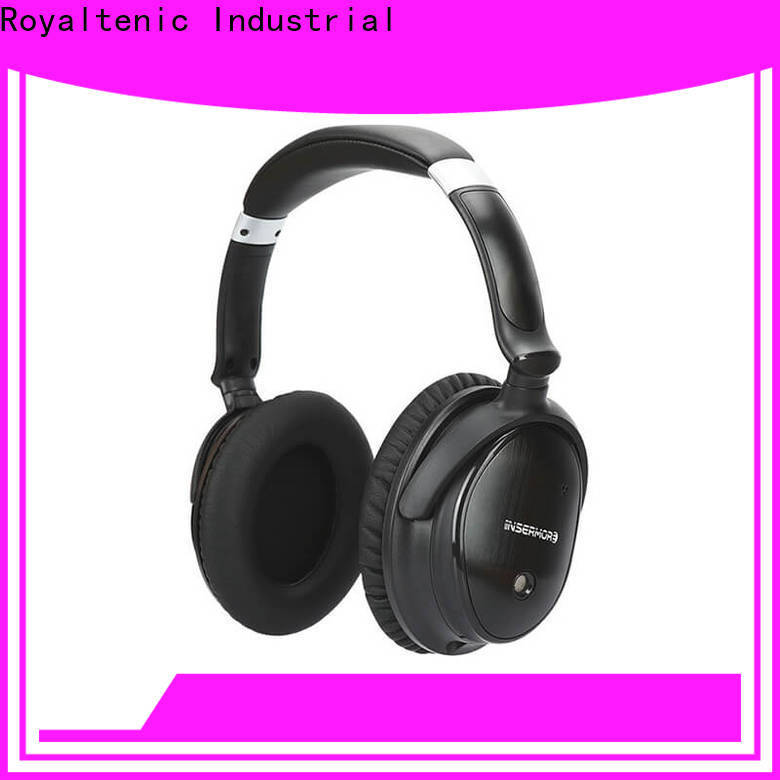 wireless noise cancelling headset on sale for home