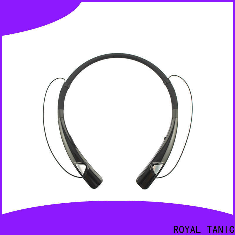 ROYAL TANIC popular magnet bluetooth headset from China for gym