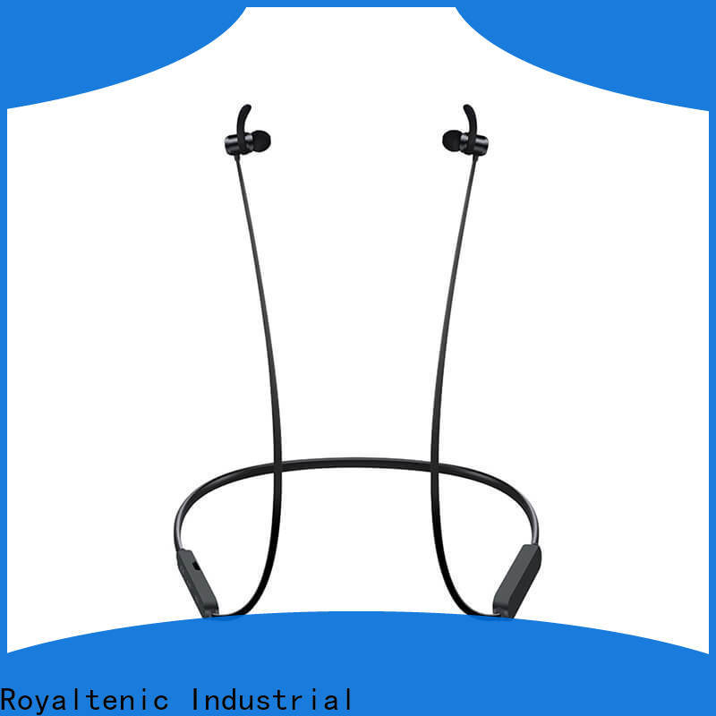 ROYAL TANIC comfortable magnetic wireless earphones manufacturer for daily life