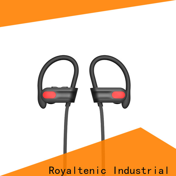 hot selling waterproof bluetooth headphones customized for running