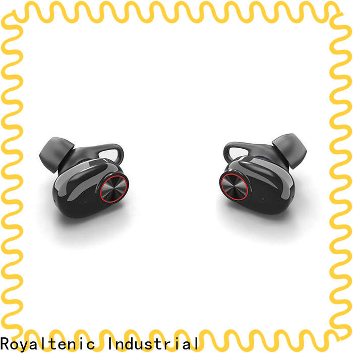 sweatproof tws wireless earbuds factory price for phone