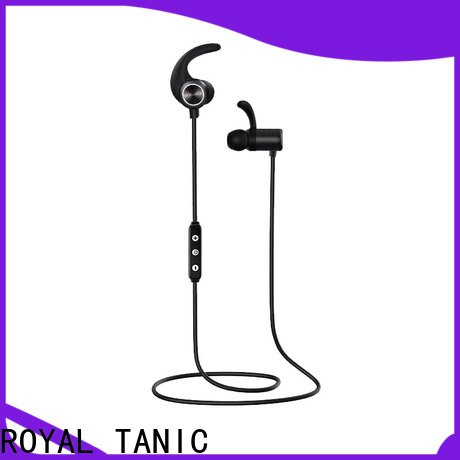 ROYAL TANIC realiable sports bluetooth headphones promotion for tv