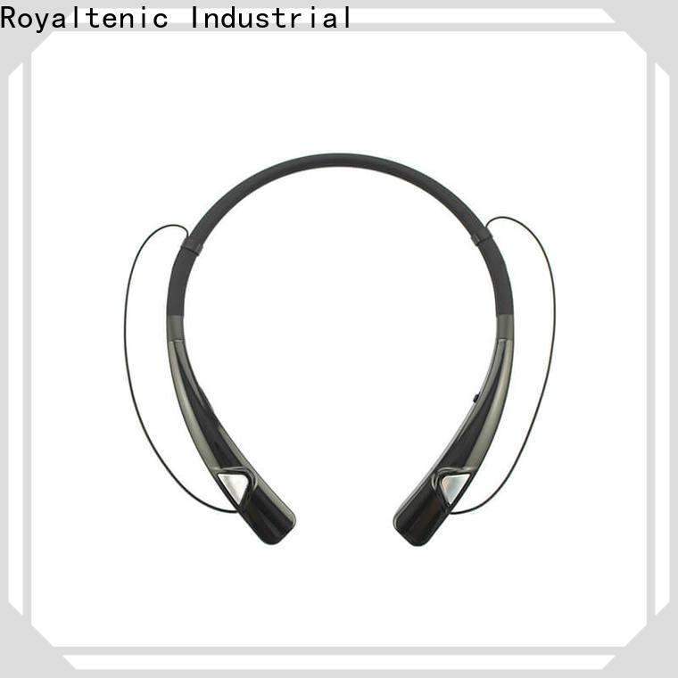 comfortable magnetic wireless earphones manufacturer for running