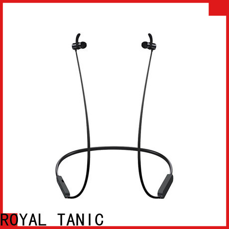 ROYAL TANIC magnet bluetooth headset easy to carry for daily life