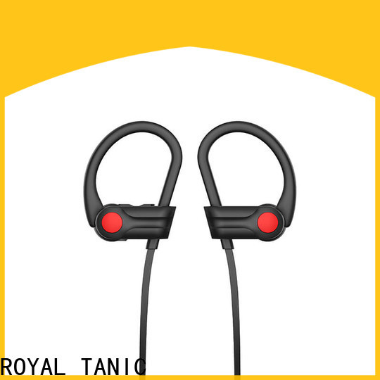 ROYAL TANIC sports bluetooth headphones manufacturer for hiking
