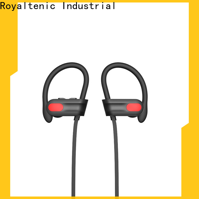 long lasting sports bluetooth headphones customized for hiking