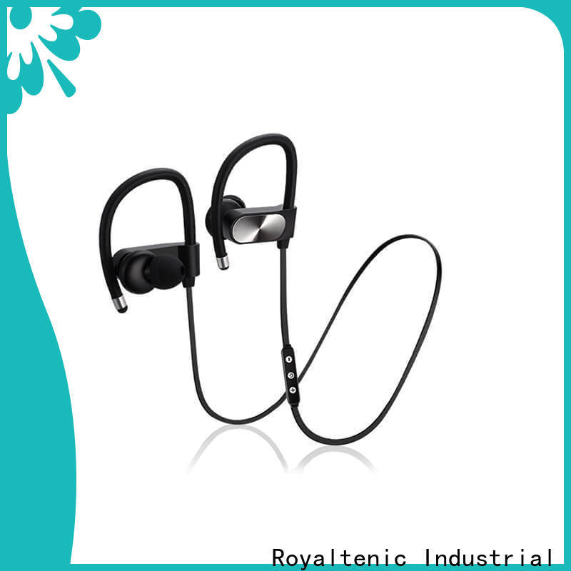 ROYAL TANIC hot selling sports earphones customized for running