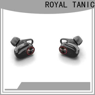 ROYAL TANIC realiable mini tws earbuds factory price for phone