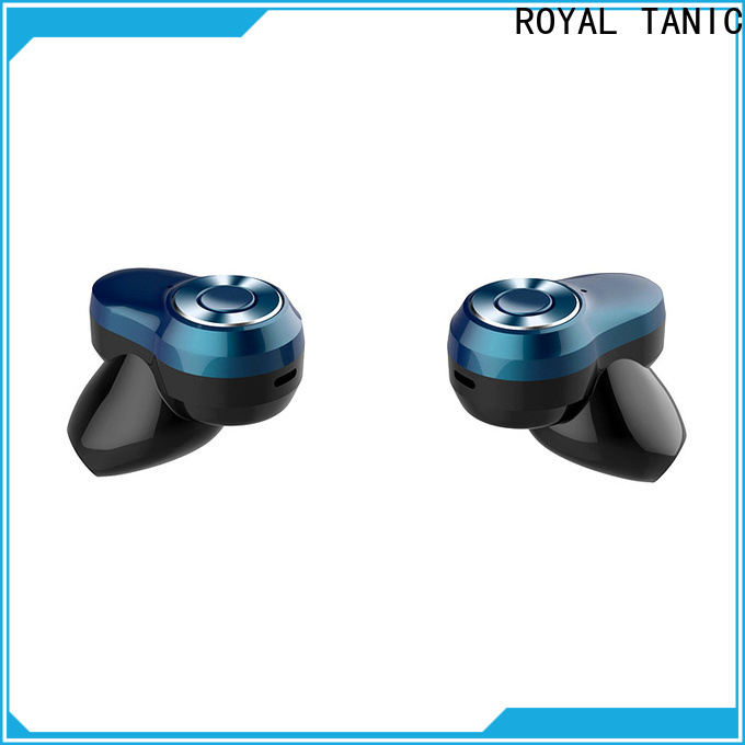 ROYAL TANIC sports bluetooth headphones promotion fro daily life