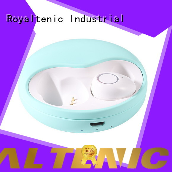 ROYAL TANIC tws earbuds personalized fro daily life