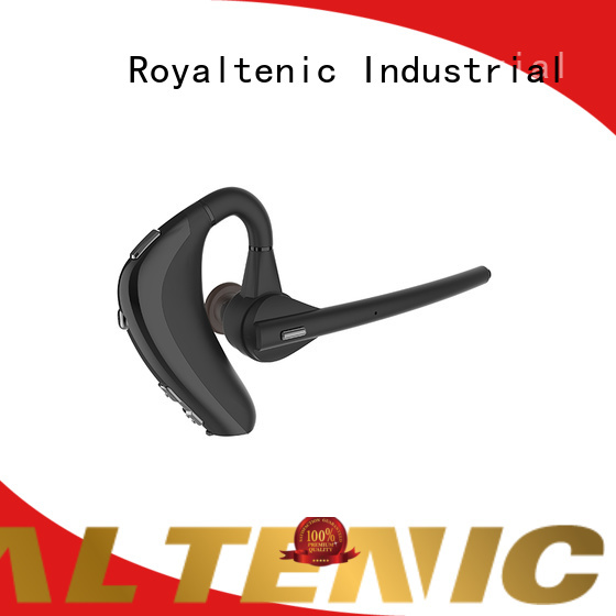 ROYAL TANIC running earphones customized for exercise