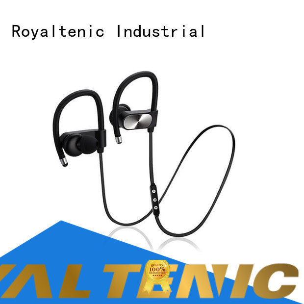 ROYAL TANIC hot selling sports headphones sellers for hiking