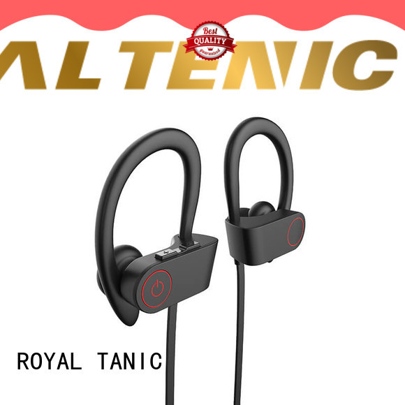 ROYAL TANIC durable sports earphones manufacturer for gym