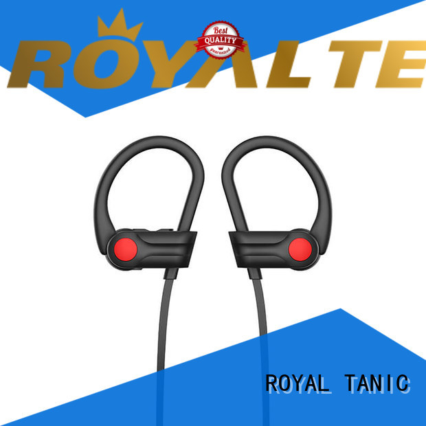 ROYAL TANIC practical best sport headphones from China for running