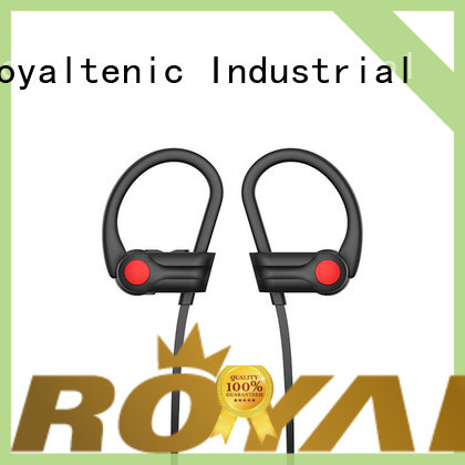 ROYAL TANIC long lasting running earphones from China for gym
