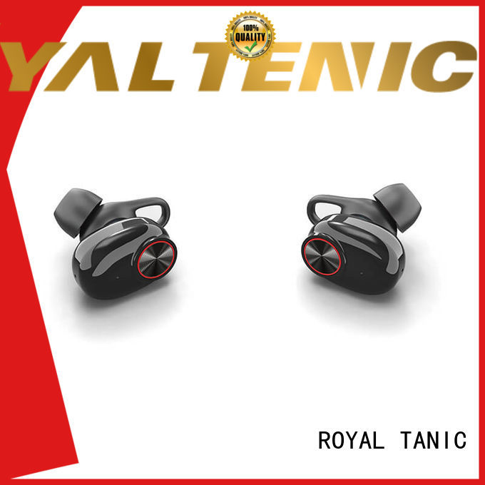 ROYAL TANIC mini tws earbuds factory price for home